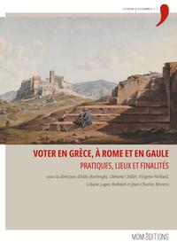 Livre numérique Voter en Grèce, à Rome et en Gaule