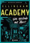 Livre numérique Ellingham Academy 1 - Was geschah mit Alice?