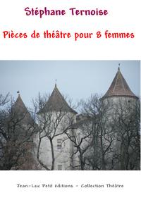 Livre numérique Pièces de théâtre pour 8 femmes