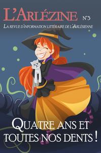 Livre numérique L'Arlézine n°3