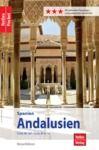 Livre numérique Nelles Pocket Reiseführer Andalusien