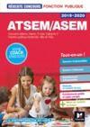 Livre numérique Réussite Concours ATSEM/ASEM Préparation complète - 2019-2020 - Préparation complète