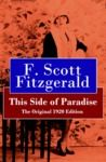 Electronic book This Side of Paradise - The Original 1920 Edition