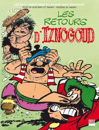 Livre numérique Iznogoud - tome 24 - Les retours d'Iznogoud
