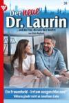 Livre numérique Der neue Dr. Laurin 34 – Arztroman