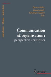 Livre numérique Communication et organisation