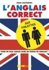 Livre numérique L'anglais correct aux toilettes
