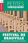 Electronic book Petites Chroniques #19 : Festival de Deauville — Réalisateurs et Présidents mythiques