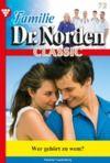 E-Book Familie Dr. Norden Classic 72 – Arztroman