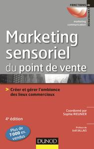 Livre numérique Le marketing sensoriel du point de vente - 4e éd.