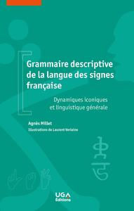 Livre numérique Grammaire descriptive de la langue des signes française