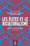 Livre numérique Les Élites et le biculturalisme