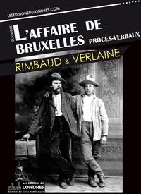 Livre numérique L'affaire de Bruxelles - Procès-verbaux