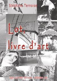 Livre numérique Lot, livre d'art