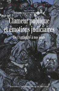 Livre numérique Clameur publique et émotions judiciaires