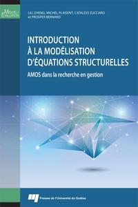 Livre numérique Introduction à la modélisation d'équations structurelles