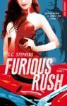 Livre numérique Furious Rush - tome 1 -Extrait offert-