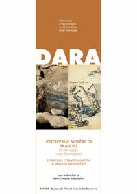 Livre numérique L'entreprise minière de Brandes (XIe-XIVe siècles). Huez, Oisans (Isère)
