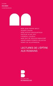 Livre numérique Lectures de l'Epître aux Romains