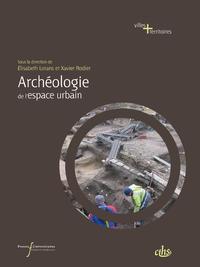 Livre numérique Archéologie de l'espace urbain