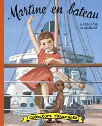 Livro digital Farandole - Martine en bateau