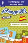 Electronic book Assimemor – My First Spanish Words: Alimentos y Números