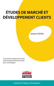 Livre numérique Etudes de marché et développement clients