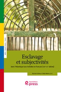 Electronic book Esclavage et subjectivités