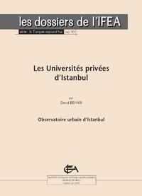 Electronic book Les Universités privées d'Istanbul