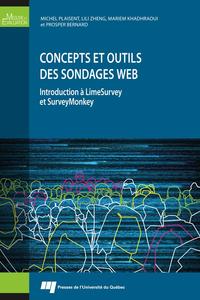 Livre numérique Concepts et outils des sondages Web