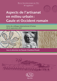 Livre numérique Aspects de l'artisanat en milieu urbain : Gaule et Occident romain