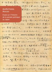 Livre numérique Essais sur l'histoire de la pensée politique au Japon