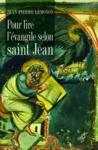 Livre numérique Pour lire l'évangile de saint Jean