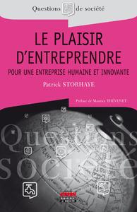 Livre numérique Le plaisir d'entreprendre - Pour une entreprise humaine et innovante
