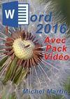 Livre numérique Word 2016 avec pack vidéo