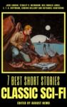Electronic book 7 best short stories - Classic Sci-Fi