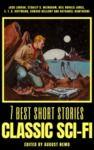 Livre numérique 7 best short stories - Classic Sci-Fi