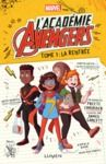 Livro digital L'Académie Avengers - tome 1