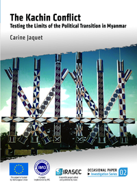 Electronic book The Kachin Conflict