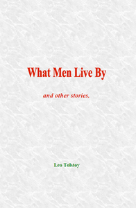 Electronic book What Men Live By