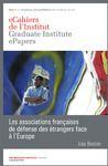 Libro electrónico Les associations françaises de défense des étrangers face à l'Europe