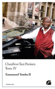 Livre numérique Chauffeur-Taxi Parisien Tome IV