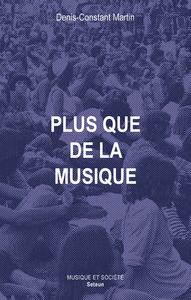 Livre numérique Plus que de la musique