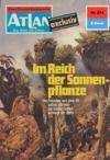 Livre numérique Atlan 214: Im Reich der Sonnenpflanze
