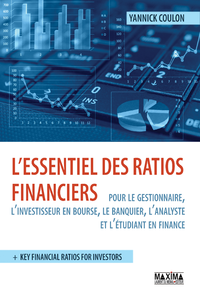 Livro digital L'essentiel des ratios financiers