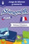Livre numérique Assimemor - Mis primeras palabras en francés: Animaux et couleurs