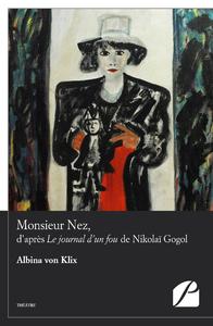 Livre numérique Monsieur Nez