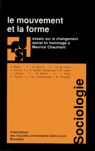 Livre numérique Le mouvement et la forme