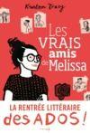 E-Book Les vrais amis de Melissa