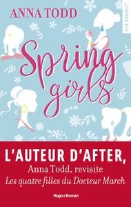 Livre numérique Spring girls